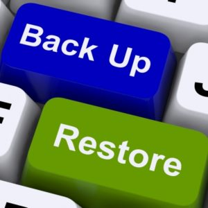 14562700 - back up and restore keys for computer data security